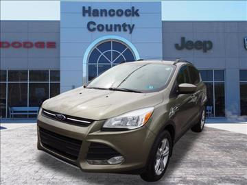 2014 Ford Escape for sale in Newell, WV