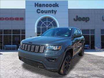 2017 Jeep Grand Cherokee for sale in Newell, WV