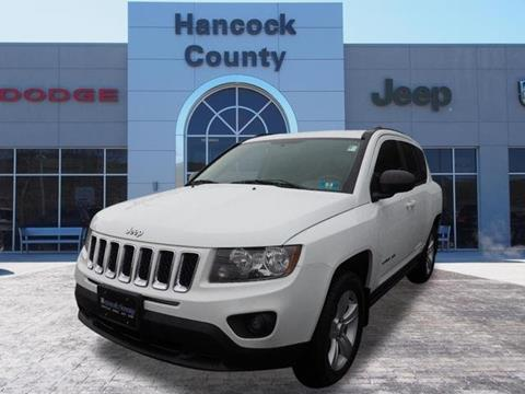 2015 Jeep Compass for sale in Newell, WV