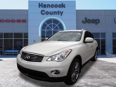 2015 Infiniti QX50 for sale in Newell, WV