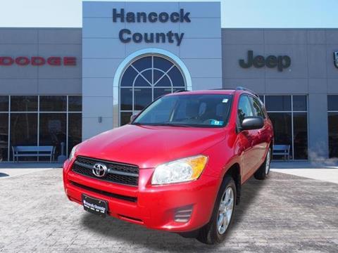 2011 Toyota RAV4 for sale in Newell, WV