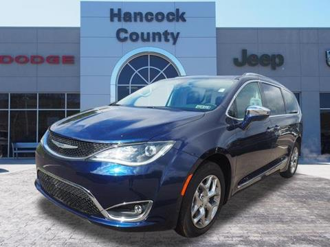 2017 Chrysler Pacifica for sale in Newell, WV