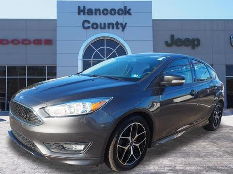 2015 Ford Focus for sale in Newell, WV