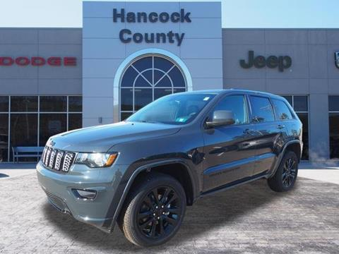 2018 Jeep Grand Cherokee for sale in Newell, WV