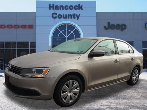 2014 Volkswagen Jetta for sale in Newell, WV