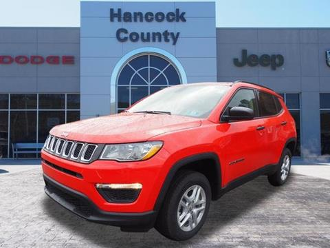 2018 Jeep Compass for sale in Newell, WV
