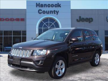 2014 Jeep Compass for sale in Newell, WV
