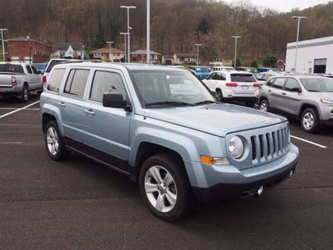 2013 Jeep Patriot for sale in Newell, WV