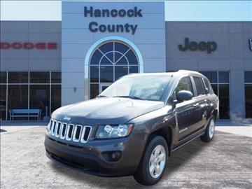 2017 Jeep Compass for sale in Newell, WV
