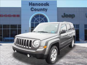 2012 Jeep Patriot for sale in Newell, WV