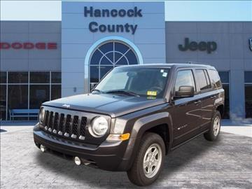 2017 Jeep Patriot for sale in Newell, WV