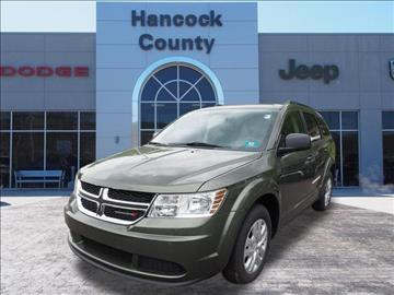 2017 Dodge Journey for sale in Newell, WV