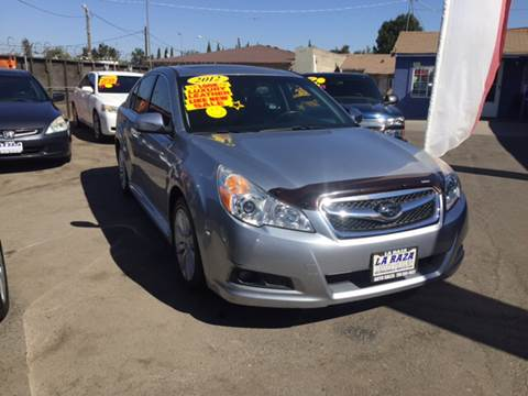 2012 Subaru Legacy for sale in Modesto, CA