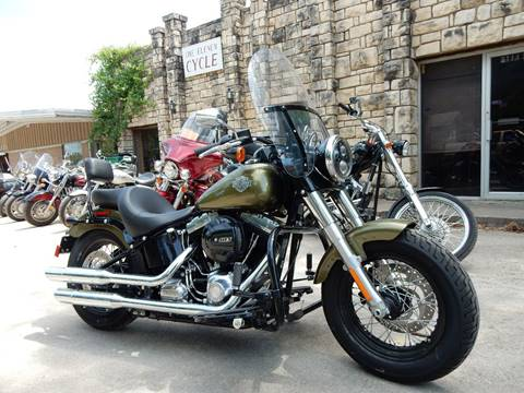 2017 Harley-Davidson FLS for sale in Clifton, TX
