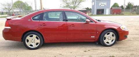 2008 Chevrolet Impala for sale in Jefferson, IA