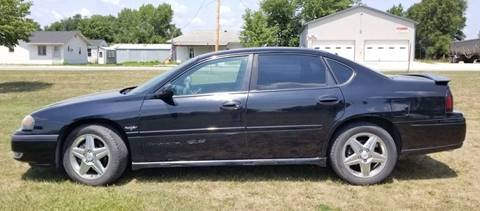 2004 Chevrolet Impala for sale in Jefferson, IA