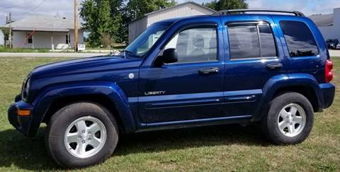 2004 Jeep Liberty for sale in Jefferson, IA