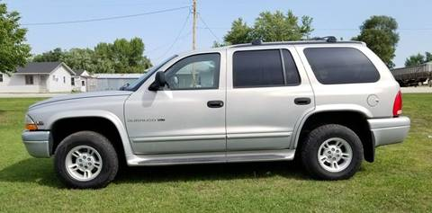 2000 Dodge Durango for sale in Jefferson, IA