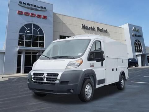 2017 RAM ProMaster Cutaway Chassis for sale in Winston Salem, NC