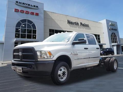 2018 RAM Ram Chassis 3500 for sale in Winston Salem, NC