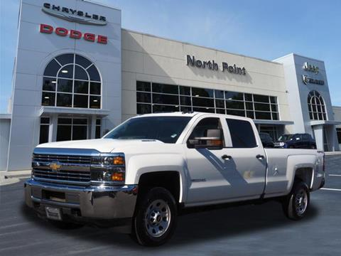 2016 Chevrolet Silverado 3500HD for sale in Winston Salem, NC