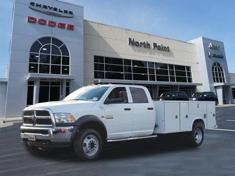 2018 RAM Ram Chassis 5500 for sale in Winston Salem, NC