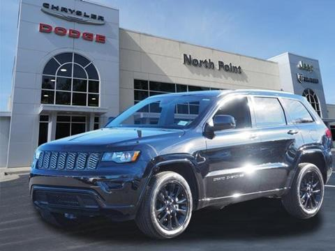 2018 Jeep Grand Cherokee for sale in Winston Salem, NC