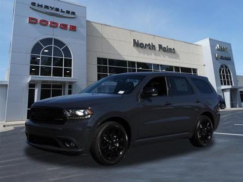 2018 Dodge Durango for sale in Winston Salem, NC
