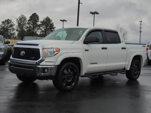 2016 toyota tundra for sale in north carolina. Black Bedroom Furniture Sets. Home Design Ideas