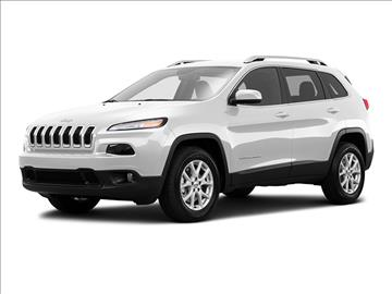 2017 Jeep Cherokee for sale in Winston Salem, NC