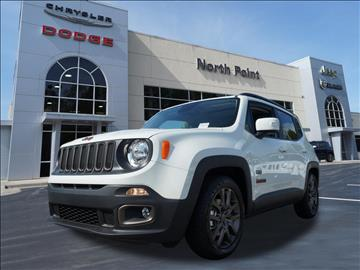 2016 Jeep Renegade for sale in Winston Salem, NC
