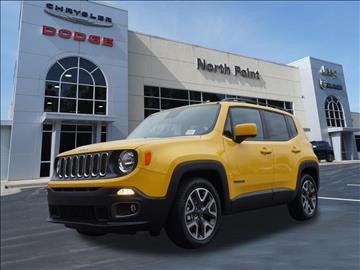 2017 Jeep Renegade for sale in Winston Salem, NC