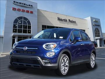 2017 FIAT 500X for sale in Winston Salem, NC