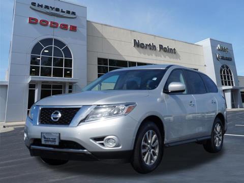 2015 Nissan Pathfinder for sale in Winston Salem, NC
