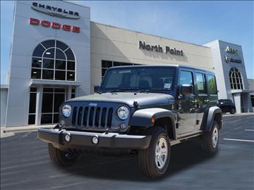 2017 Jeep Wrangler Unlimited for sale in Winston Salem, NC