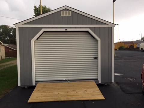 2016 Sunrise 14x32 painted garage for sale in Niles, MI