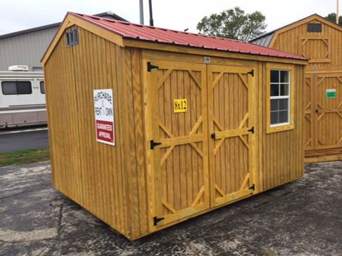 2016 Sunrise 8x12 Garden shed for sale in Niles, MI