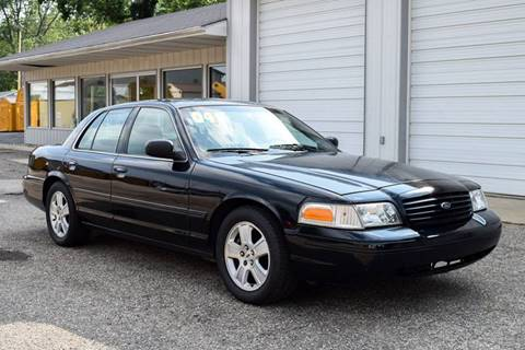 Ford Crown Victoria For Sale In Michigan Carsforsale Com