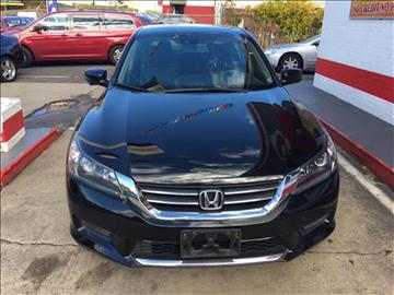 2014 Honda Accord for sale in Hartford, CT