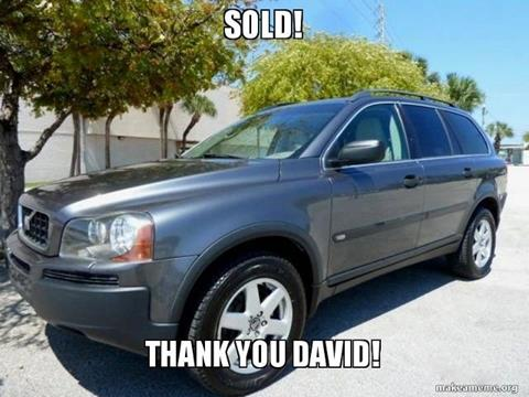 2006 Volvo XC90 for sale in Fort Lauderdale FL