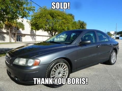 2004 Volvo S60 for sale in Fort Lauderdale FL
