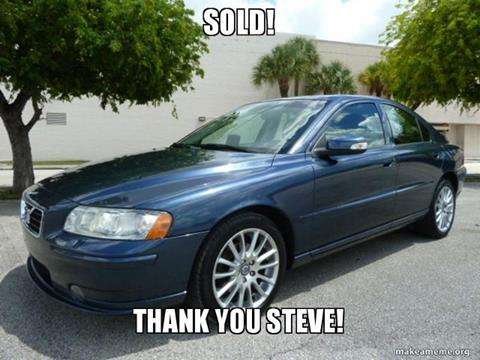 2008 Volvo S60 for sale in Fort Lauderdale FL
