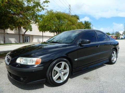 2004 Volvo S60 R for sale in Fort Lauderdale FL