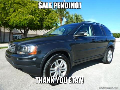 2010 Volvo XC90 for sale in Fort Lauderdale FL