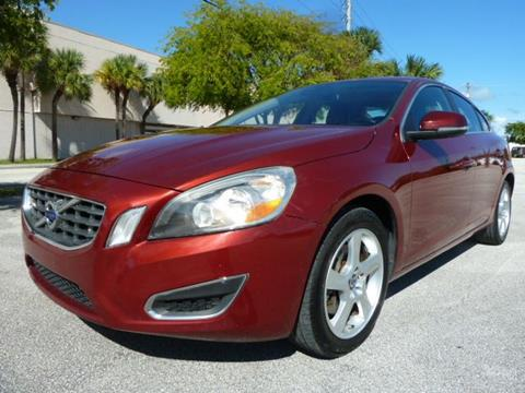 2012 Volvo S60 for sale in Fort Lauderdale, FL