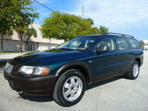 2002 Volvo XC for sale in Fort Lauderdale FL