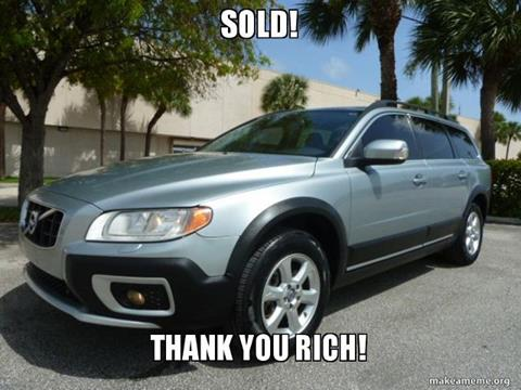 2010 Volvo XC70 for sale in Fort Lauderdale, FL