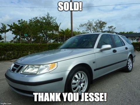 2004 Saab 9-5 for sale in Fort Lauderdale, FL