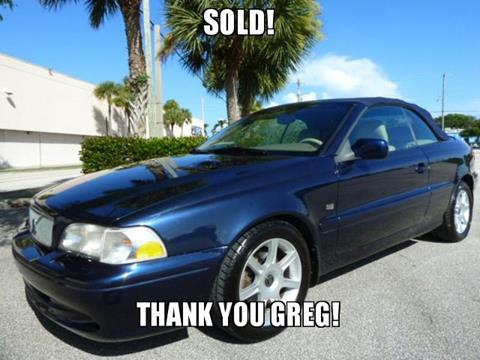 2001 Volvo C70 for sale in Fort Lauderdale, FL