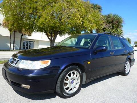 2000 Saab 9-5 for sale in Fort Lauderdale, FL